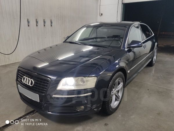 Audi A8, 2006 год, 649 000 руб.