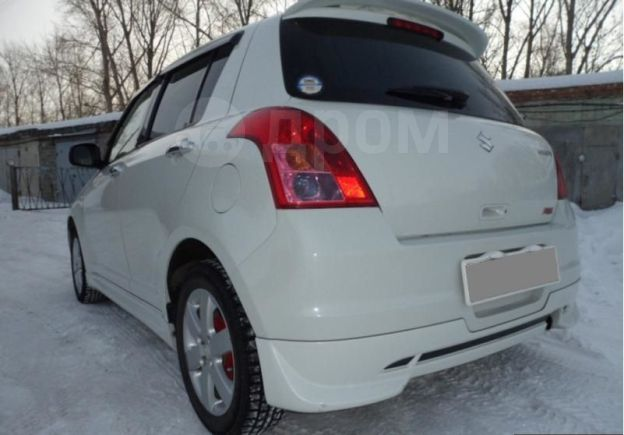 Suzuki Swift, 2009 год, 407 000 руб.