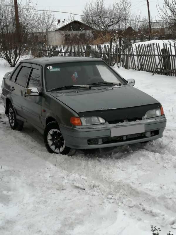 Лада 2115 Самара, 2004 год, 120 000 руб.