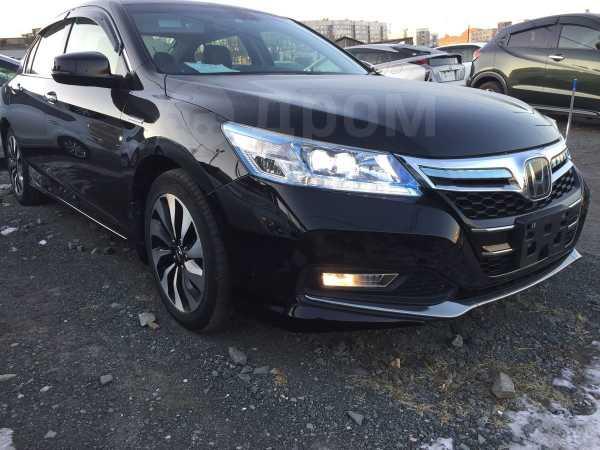 Honda Accord, 2014 год, 1 239 000 руб.