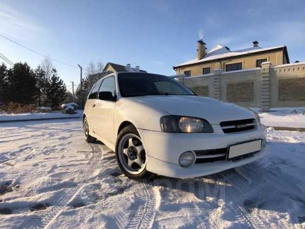 Toyota Starlet, 1999 год, 200 000 руб.