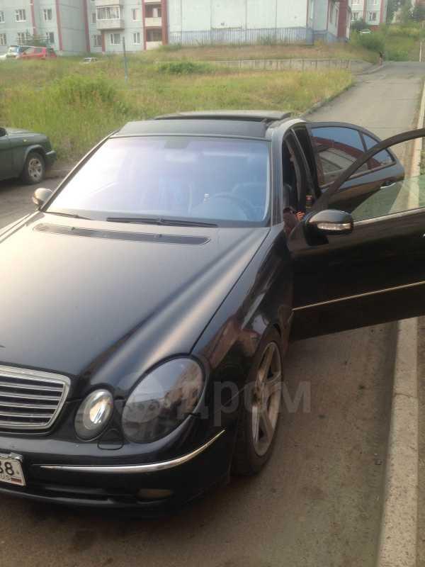 Mercedes-Benz E-Class, 2003 год, 630 000 руб.