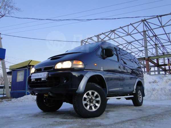 Mitsubishi Delica, 1996 год, 415 000 руб.
