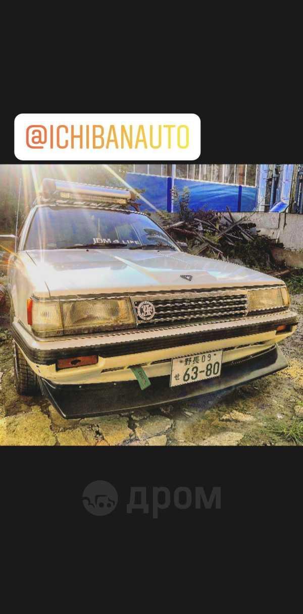 Toyota Camry, 1985 год, 83 000 руб.