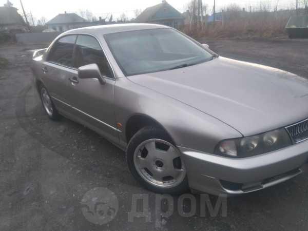 Mitsubishi Diamante, 1997 год, 180 000 руб.