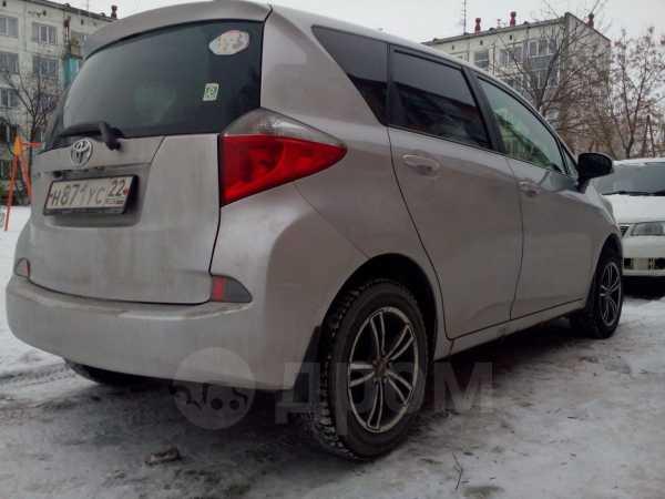 Toyota Ractis, 2011 год, 475 000 руб.