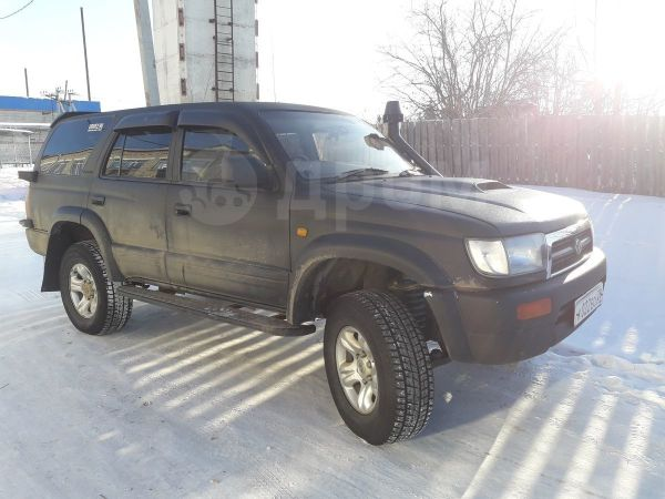 Toyota Hilux Surf, 1998 год, 590 000 руб.