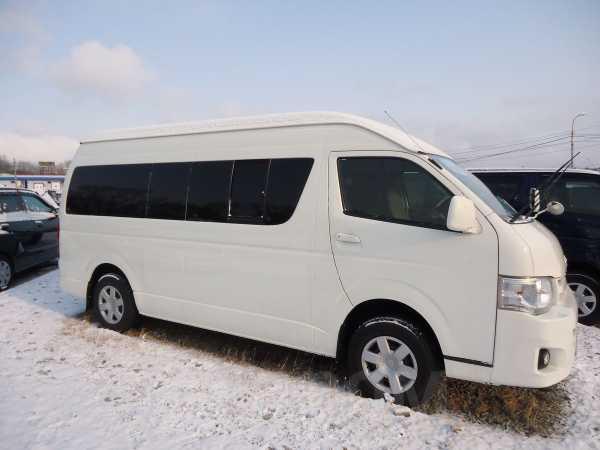 Toyota Hiace, 2013 год, 1 800 000 руб.