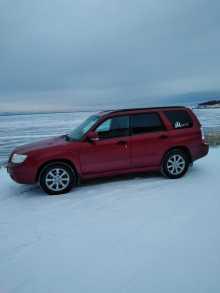 Северобайкальск Forester 2007