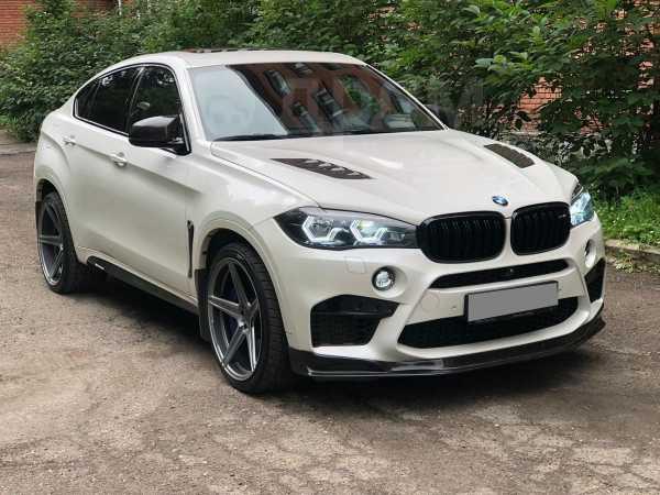 BMW X6, 2015 год, 5 300 000 руб.