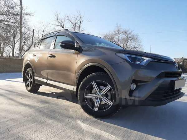 Toyota RAV4, 2016 год, 1 475 000 руб.