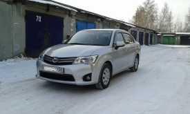 Иркутск Corolla Axio 2013