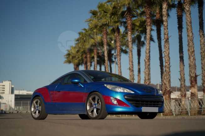 Peugeot RCZ, 2011 год, 670 000 руб.
