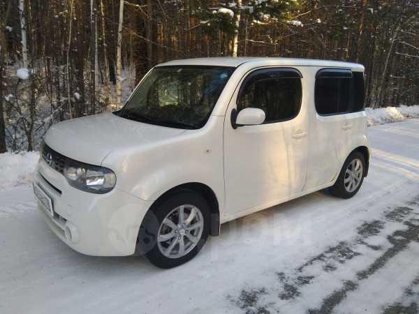 Nissan Cube, 2014 год, 485 000 руб.