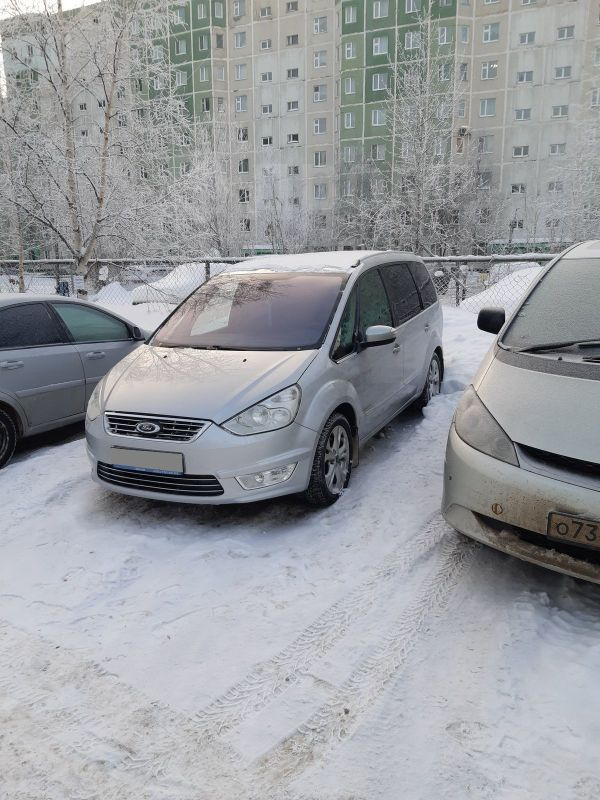 Ford Galaxy, 2012 год, 795 000 руб.