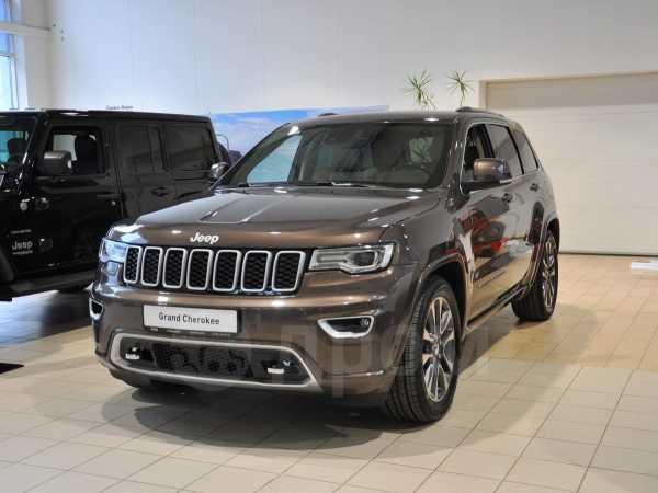 Jeep Grand Cherokee, 2018 год, 4 485 000 руб.