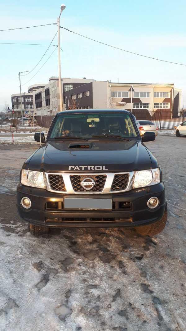 Nissan Patrol, 2008 год, 1 210 000 руб.
