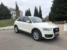 Севастополь Audi Q3 2012