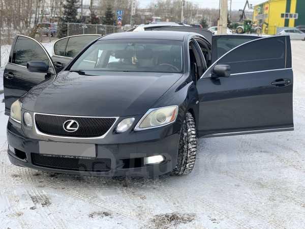 Lexus GS300, 2007 год, 740 000 руб.