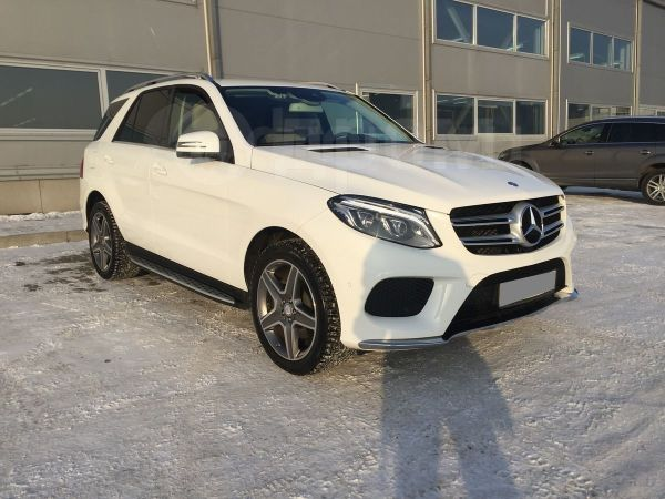 Mercedes-Benz GLE, 2016 год, 2 850 000 руб.