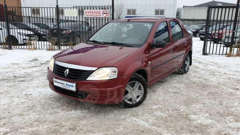 Renault Logan, 2010 год, 279 000 руб.