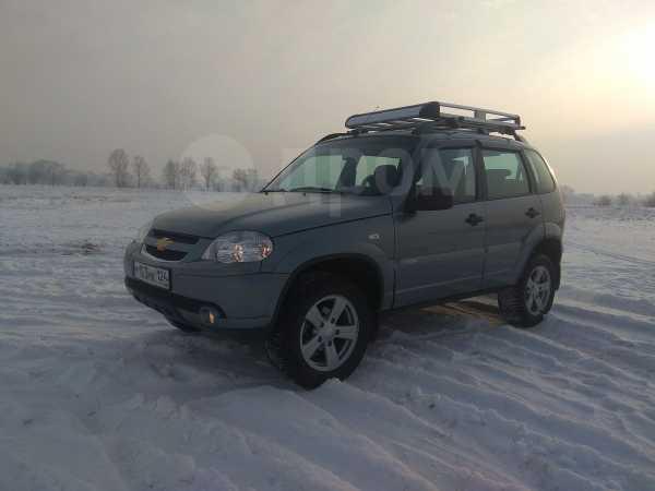 Chevrolet Niva, 2014 год, 415 000 руб.