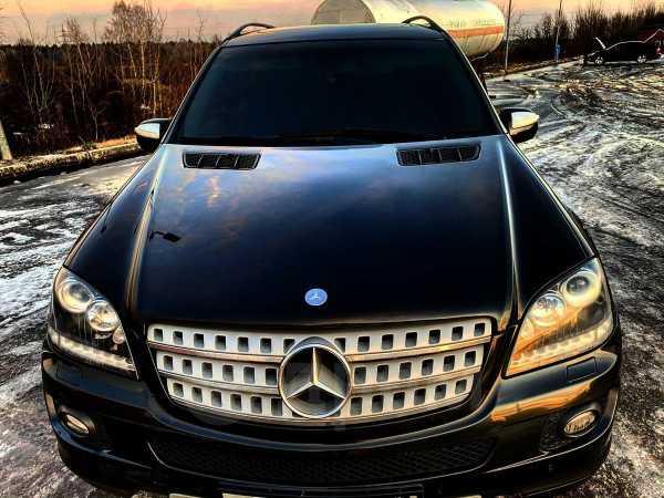 Mercedes-Benz M-Class, 2005 год, 649 000 руб.