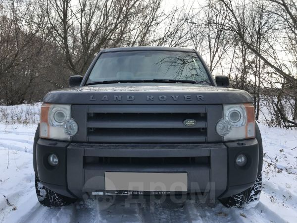 Land Rover Discovery, 2006 год, 755 000 руб.