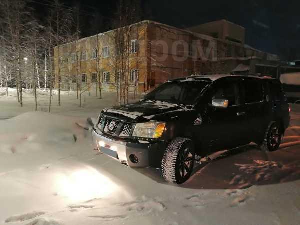 Nissan Armada, 2003 год, 700 000 руб.