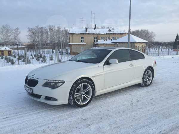 BMW 6-Series, 2007 год, 888 000 руб.