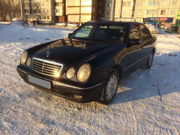 Mercedes-Benz E-Class, 2000 год, 320 000 руб.