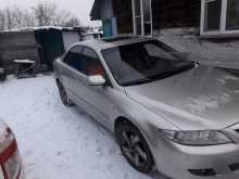 Красноярск Mazda6 2005