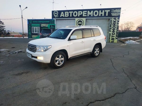 Toyota Land Cruiser, 2011 год, 2 060 000 руб.