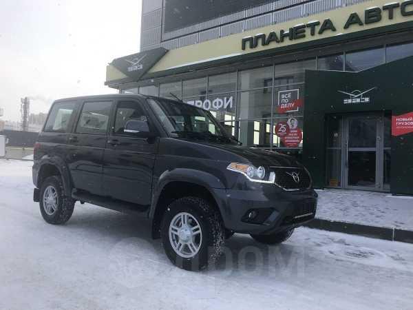 УАЗ Патриот, 2018 год, 1 020 400 руб.