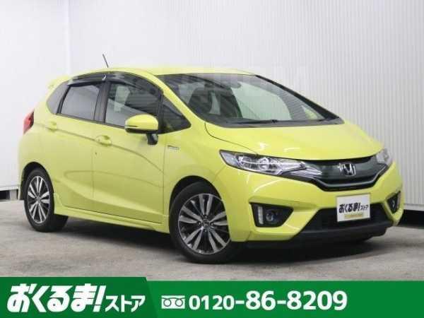 Honda Fit, 2014 год, 765 000 руб.