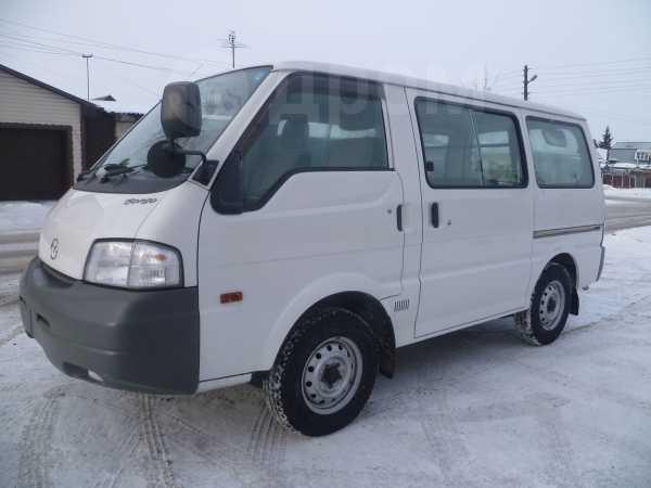 Mazda Bongo, 2013 год, 690 000 руб.