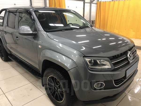 Volkswagen Amarok, 2013 год, 1 320 000 руб.