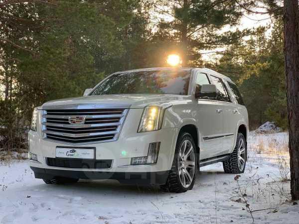 Cadillac Escalade, 2015 год, 3 490 000 руб.