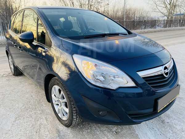 Opel Meriva, 2011 год, 489 000 руб.