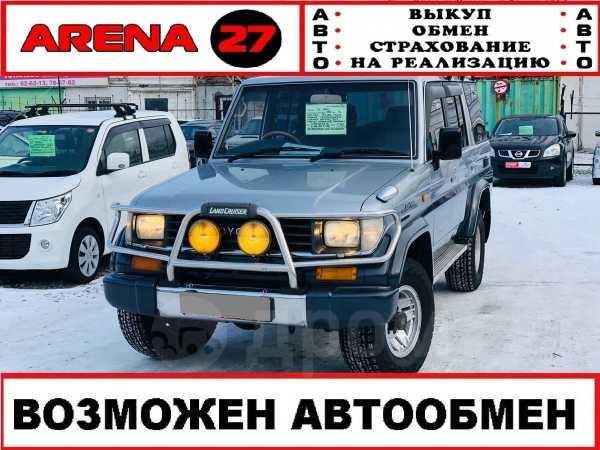 Toyota Land Cruiser Prado, 1994 год, 898 000 руб.