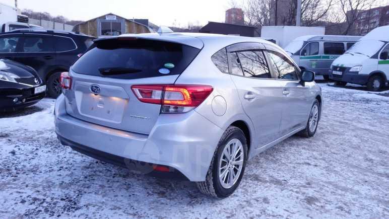 Subaru Impreza, 2018 год, 870 000 руб.