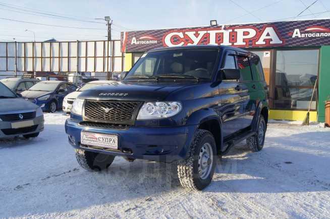 УАЗ Патриот, 2013 год, 437 000 руб.