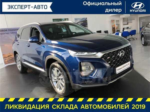 Hyundai Santa Fe, 2019 год, 2 464 000 руб.