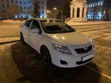 Иркутск Corolla 2007