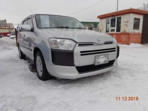 Toyota Succeed, 2014 год, 595 000 руб.