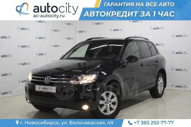 Volkswagen Touareg, 2012 год, 1 545 000 руб.