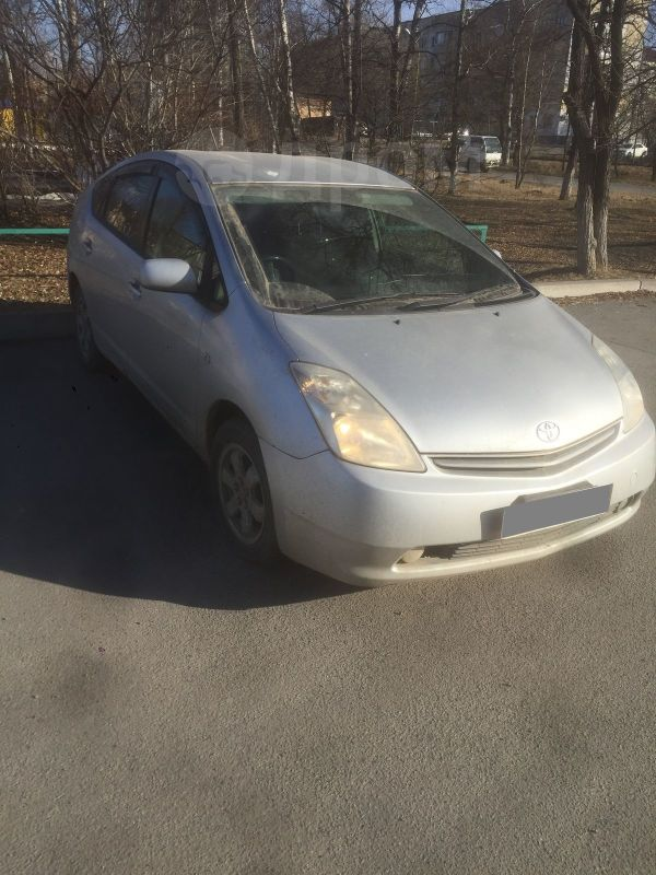 Toyota Prius, 2007 год, 390 000 руб.