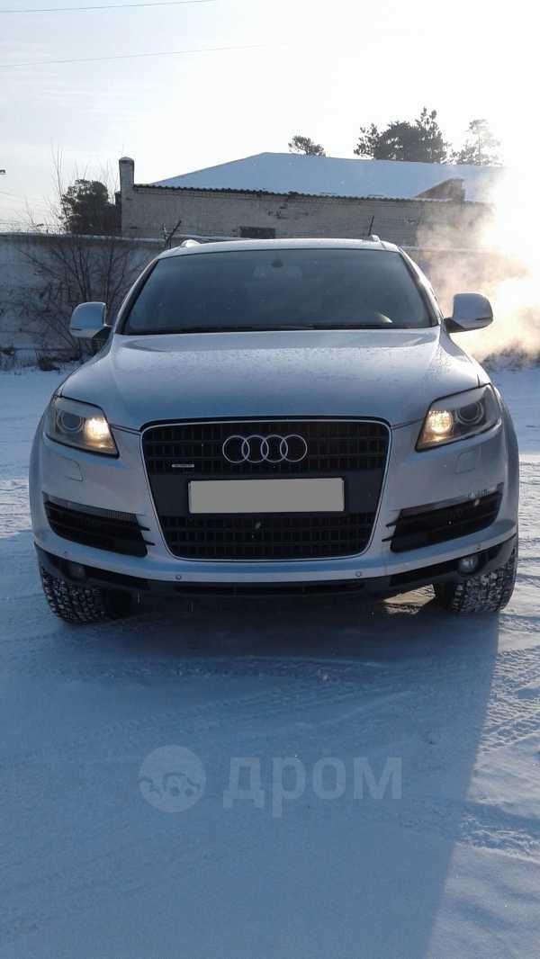 Audi Q7, 2007 год, 730 000 руб.