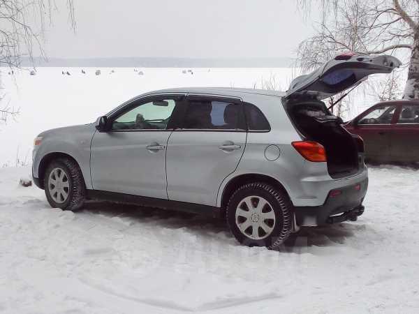 Mitsubishi ASX, 2011 год, 630 000 руб.