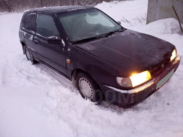 Nissan Sunny, 1993 год, 55 000 руб.